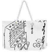 Schickard Calculator Weekender Tote Bag