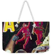 Science Fiction Cover 1929 Weekender Tote Bag