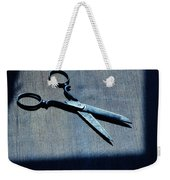 Scissors Weekender Tote Bag