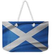 Scottish Flag Weekender Tote Bag