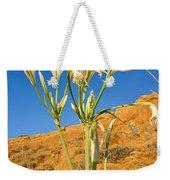 Sea Daffodil Weekender Tote Bag