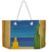Sea View Two Weekender Tote Bag