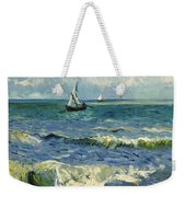 Seascape Near Les Saintes-maries-de-la-mer Weekender Tote Bag
