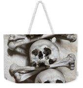 Sedlec Ossuary - Charnel-house Weekender Tote Bag