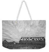 See Rock City - Farm In Tennessee Weekender Tote Bag