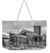 Seen Its Better Days Weekender Tote Bag