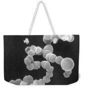 Sem Of Streptococcus Weekender Tote Bag