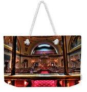 Senate Chamber Weekender Tote Bag