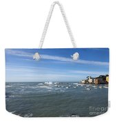 Sestri Levante With The Sea Weekender Tote Bag