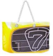 Seven Grille Weekender Tote Bag