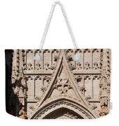 Seville Cathedral Ornamentation Weekender Tote Bag
