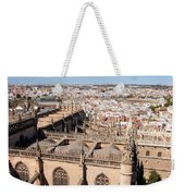 Seville Cityscape Weekender Tote Bag