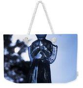 Shadows From Heaven Weekender Tote Bag by Sharon Cummings