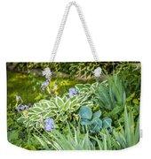 Shady Garden Weekender Tote Bag