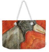 Shaman Original Painting Weekender Tote Bag by Sol Luckman
