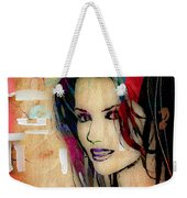 Shania Twain Collection Weekender Tote Bag