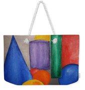 Shapes Weekender Tote Bag