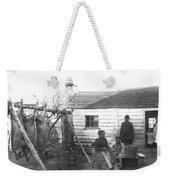 Sharecropper Family, 1900 Weekender Tote Bag