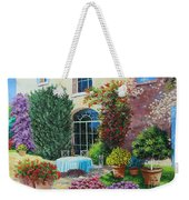 Shed From The Beach Weekender Tote Bag