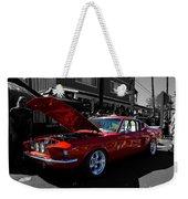 Shelby Gt 500 Mustang Weekender Tote Bag