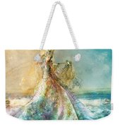 Shell Maiden Weekender Tote Bag