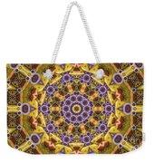 Kaleidoscope 43 Weekender Tote Bag