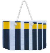 Ship Guides Weekender Tote Bag