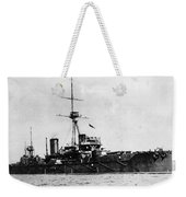 Ships Hms 'dreadnought Weekender Tote Bag