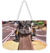 Sidewalk Catwalk 12 Weekender Tote Bag