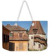 Sighisoara Transylvania Medieval Historic Town In Romania Europe Weekender Tote Bag