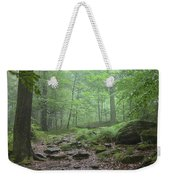 Silence Of The Forest Weekender Tote Bag