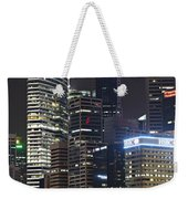 Singapore Weekender Tote Bag