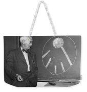 Sir Alexander Fleming Weekender Tote Bag