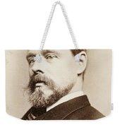 Sir Lawrence Alma-tadema (1836-1912) Weekender Tote Bag