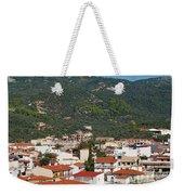 Skiathos Island Greece Weekender Tote Bag