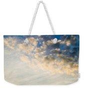 Sky With Clouds Weekender Tote Bag
