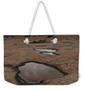Slickrock In Arches National Park Weekender Tote Bag