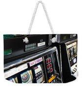 Slot Machines At An Airport, Mccarran Weekender Tote Bag