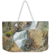 Smalls Falls In Western Maine Weekender Tote Bag