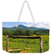 Smoky Mountain Weekender Tote Bag
