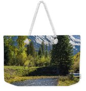 Sneffles And Stream I Weekender Tote Bag