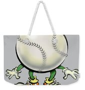 Softball Weekender Tote Bag