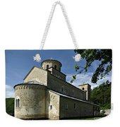 Sopocani Monastery Weekender Tote Bag