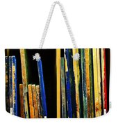 Source Weekender Tote Bag