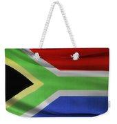 South African Flag  Weekender Tote Bag