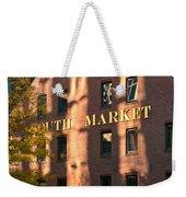 South Market Weekender Tote Bag
