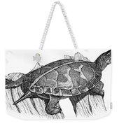 Southern Painted Turtle Weekender Tote Bag