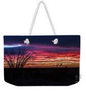 Southwest Sunset Weekender Tote Bag