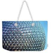 Spaceship Earth Weekender Tote Bag