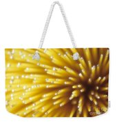 Spaghetti Abstract Weekender Tote Bag